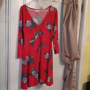 Soft and Cozy Dress